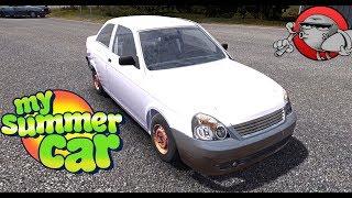 My Summer Car - ПРИОРА   ВАЗ 2170