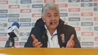 Pachuca vs Tigres, (8-9), Cuartos de Final, COPA MX, Conferencia de Prensa Completa, HD