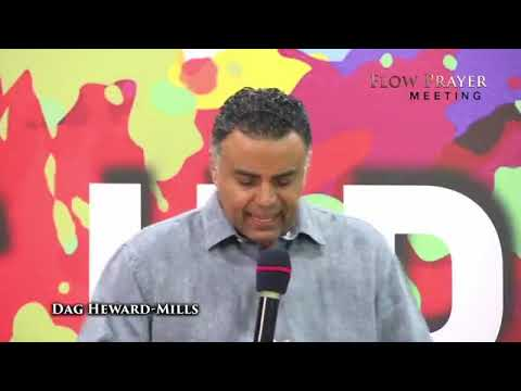 Flow Prayer Meeting 12 - 08 - 2020  | DAG HEWARD-MILLS|