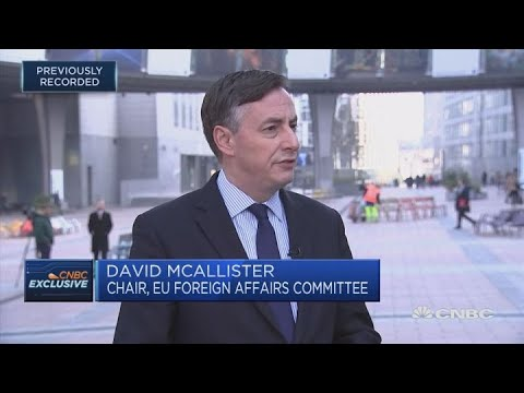 EU parliament will have final say on Brexit withdrawal agreement: EU lawmaker | Squawk Box Europe