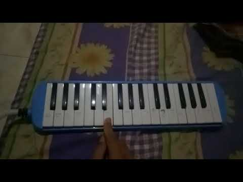 Armada - penantian (cover pianika)