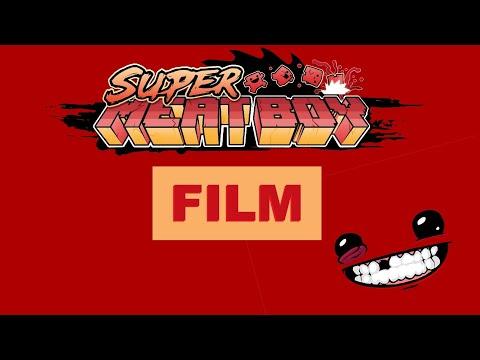 """""""SUPER MEAT BOY"""" FILM COMPLETO IN ITALIANO"""