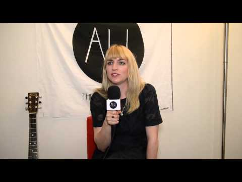 Interview: Sally Seltmann on the AU review.
