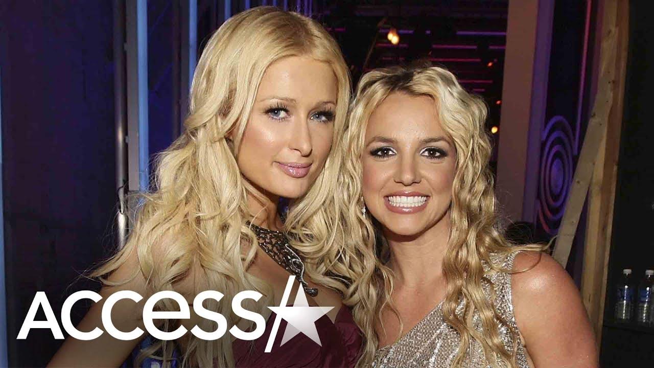 Paris Hilton Calls Britney Spears' Conservatorship 'Not Fair'