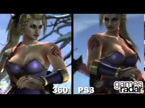 Soul calibur video game boobs