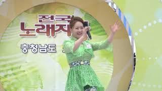 2015 07 11전국노래자랑 보령시편 가수금잔디(작캠)