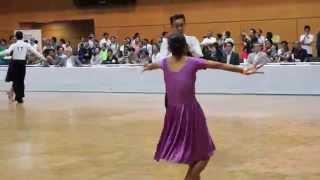 (公財)日本ボールルームダンス連盟(JBDF)主催 第10回小中高校生ボ...