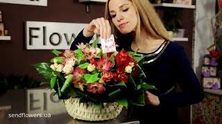 SendFlowers.ua доставка цветов(Компания UFL - лидер доставки цветов, букетов и подарков в Украине. Мы работаем по всему миру. Готовы доставит..., 2015-05-31T20:52:37.000Z)