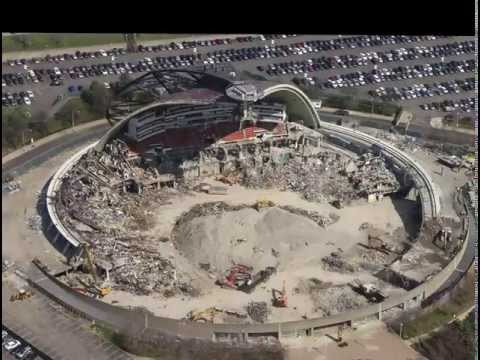 CIVIC ARENA DEMOLITION