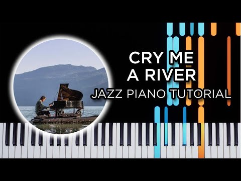 Cry me a river – Jazz Piano Solo tutorial
