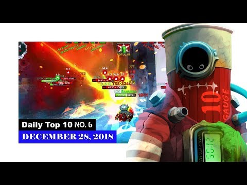 Battle Bay Daily Top 10 Episode #6: Bastone Highlights!