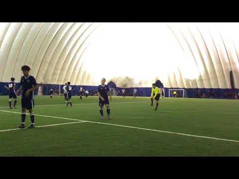 SC Toronto U18 Yellow vs Brampton Elite (1/2)