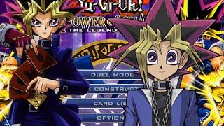 Yu-Gi-Oh Power Of Chaos Legend Rebron (Atem Vs Yugi)