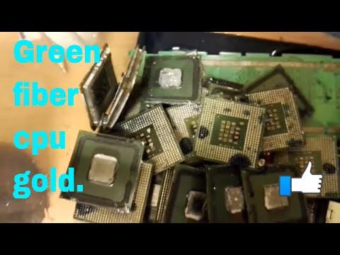 Green fiber cpu gold. Prussian gold.