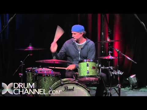 Chad Smith, Basic Rock Fills: iDrum Magazine #29