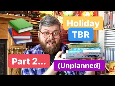 Balmoral Holiday TBR ~ Part 2 (unplanned! 🥴)