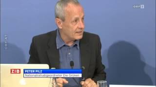 ⑥ Peter Pilz gegen den BND