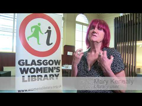 Story Cafe at Glasgow Women's Library