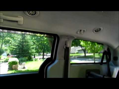 Minivan Mike: How to stealth camper van blackout curtains and window insulation for Van Dwellers