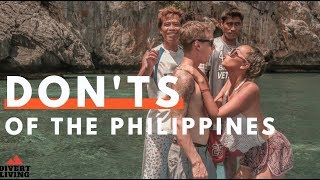 Don't Do This in Philippines 🇵🇭