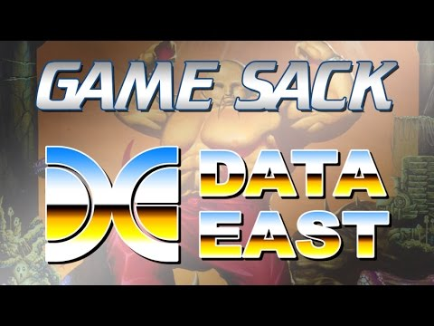 Data East - Game Sack