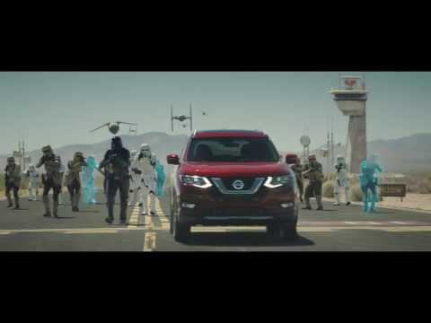 Rogue One A Star Wars Story Nissan Commercial