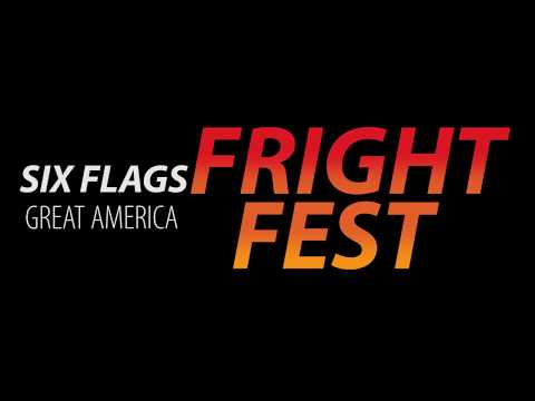 Review of Fright Fest | Six Flags Great America | 2017