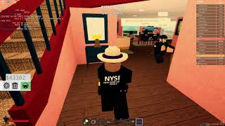 Roblox PoliceSim: NYC Season 1 Episode 2 - Prisoner Transport and Hostages