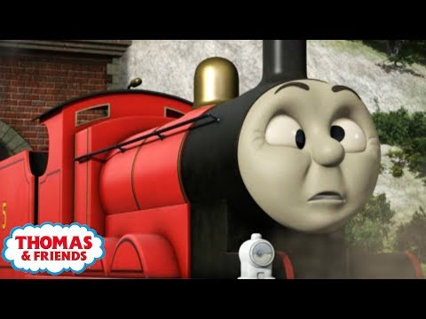 Thomas & Friends | Emily Saves The World | Kids Cartoon