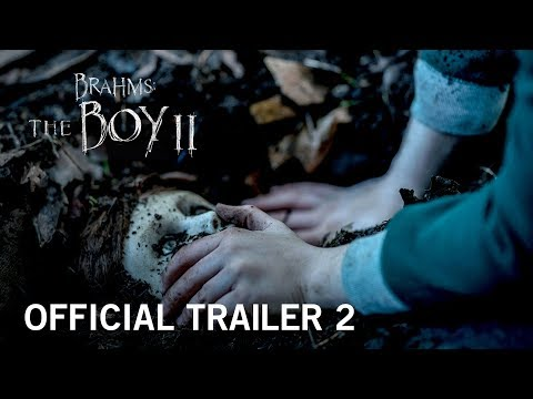 Brahms: The Boy II trailers