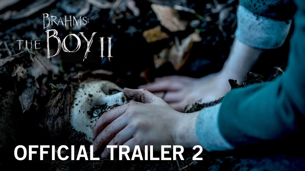 Brahms: The Boy 2   Official Trailer 2 [HD]   Own it NOW on Digital HD, Blu-ray & DVD