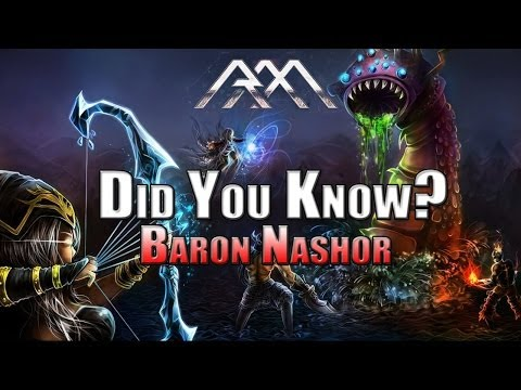 Baron Nashor - Did You Know EP 21 - League of Legends