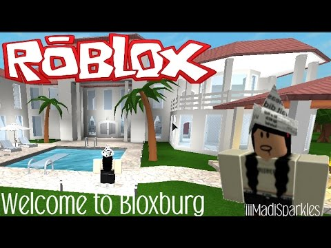 Roblox Welcome To Bloxburg Mansion Tour Wip 200k