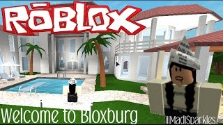 ROBLOX | Welcome to Bloxburg: Mansion Tour (WIP) 200k
