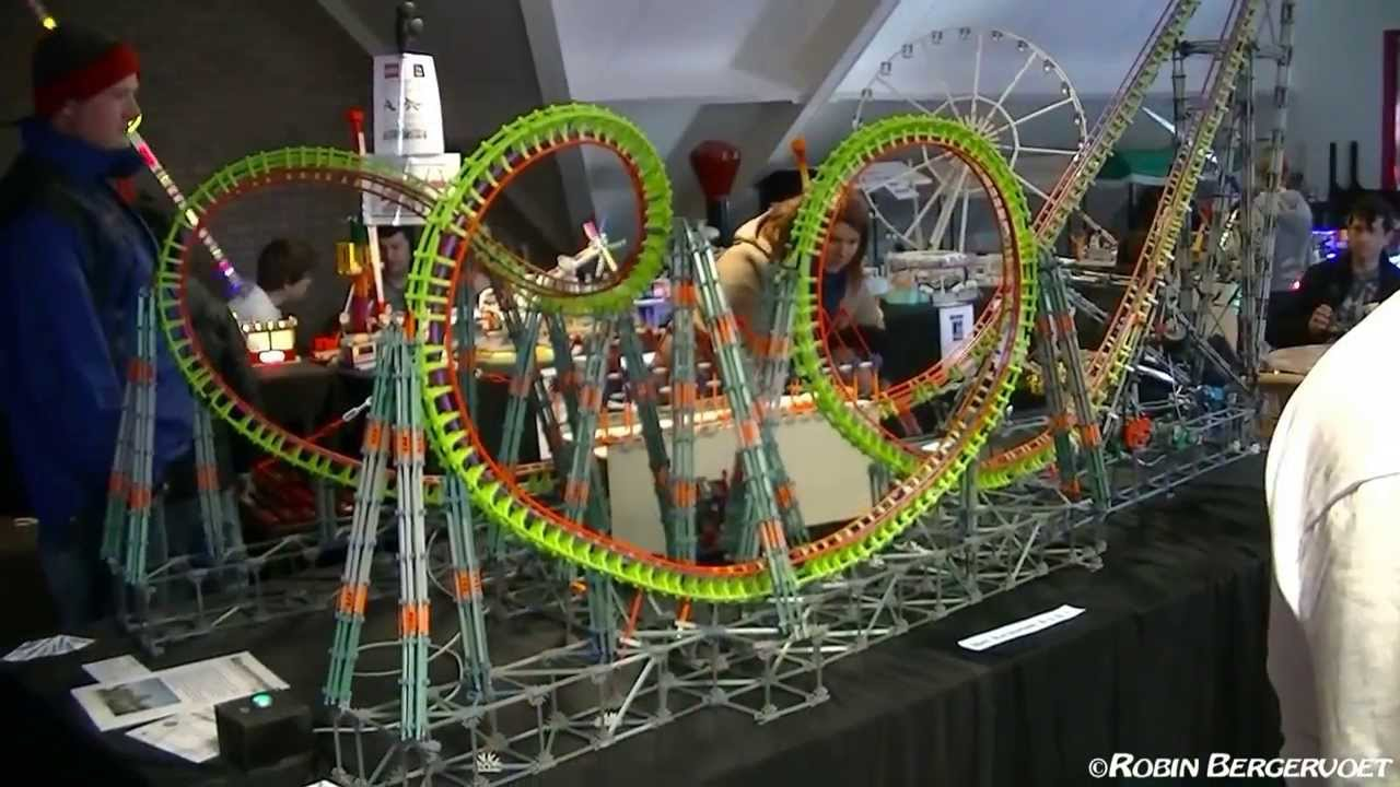 how to build a mini roller coaster for school project