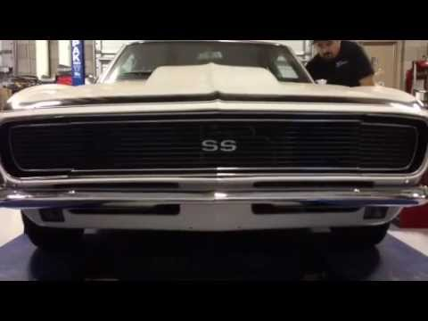 1968 Rs Ss Camaro Hidden Headlights Youtube