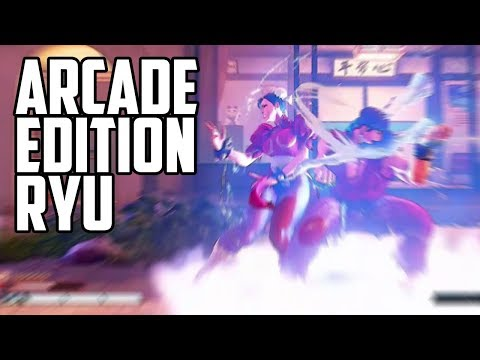 THE TELE-PARRY! SFV:AE Ryu Combos and New Stuff.