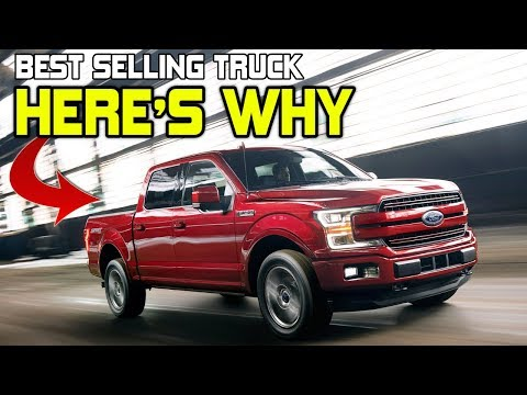 2018-2019 Ford F-150 Review (Best selling truck in the World)