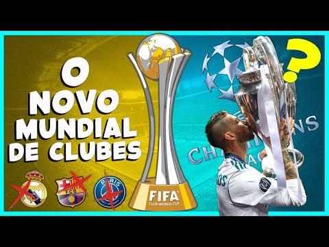 FIFA ANUNCIA O NOVO MUNDIAL DE CLUBES l REAL MADRID, BARCELONA E PSG FORA ? thumbnail