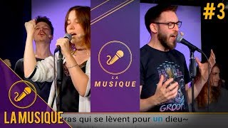 Team Aayley & Nyo vs Team Max & Maghla - La Musique S2#3