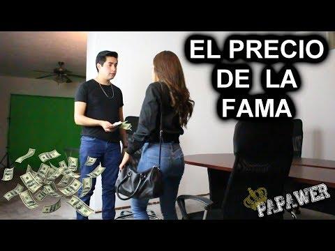 EL PRECIO DE LA FAMA PAPAWER