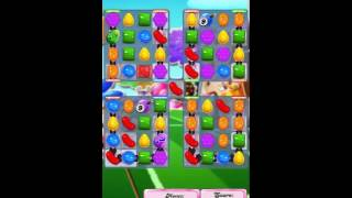 Candy Crush Saga Level 1440 No Booster with tips
