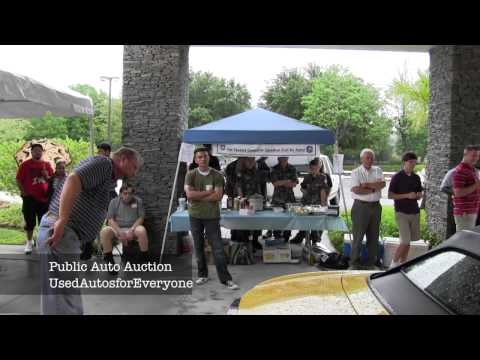 PUBLIC AUTO AUCTION - South Carolina - Chad Dolbier