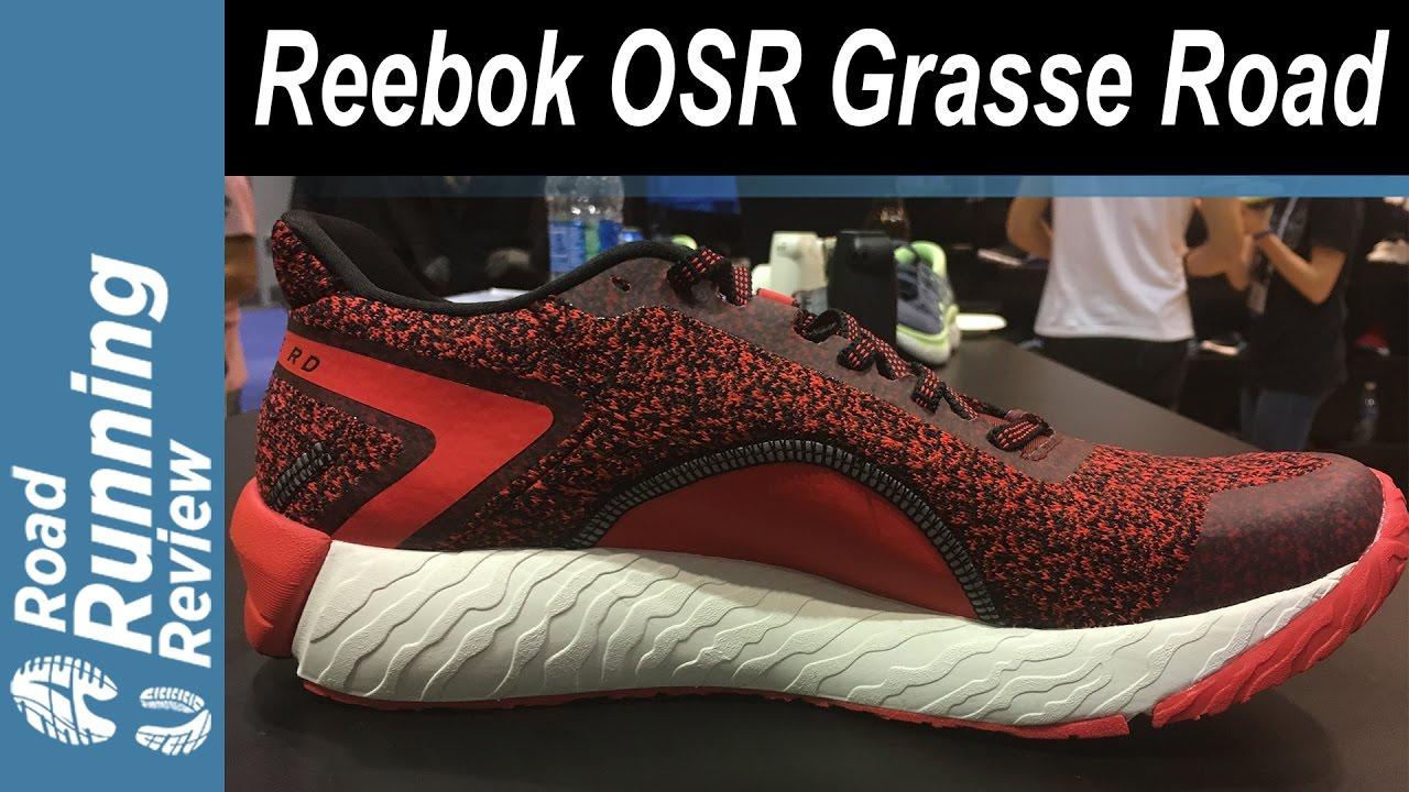 Reebok OSR Grasse Road Preview - YouTube