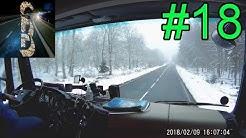 Führerstand LKW #18 (Von Rennerod bis Raststätte Sauerland Ost bei Lüdenscheid) Führerstandsmitfahrt