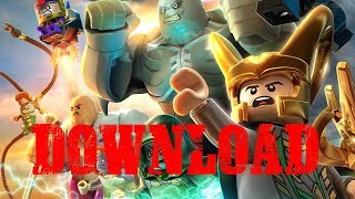 How to Get - LEGO Marvel Super Heroes 2  [PC]  Full version download