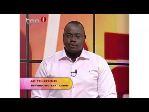 Quatenus na Televisão Publica de Angola