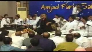 Royal Rodale, Amjad Sabri Nite (ALI KE SATH HAI ZEHRA KI SHADI)