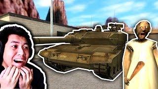 Granny vs รถถัง ถ้าคุณยายแกรนนี่ฝึกเป็นทหาร (จะรอดไหม)