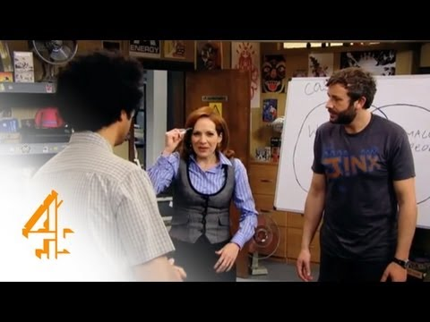 The IT Crowd | Final Episode Ever | Channel 4